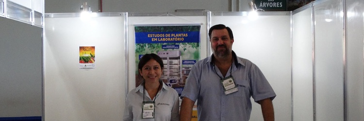 Main image for blog post CID Visits Brazilian Plant Physiology Conference with Distributor Tecnal