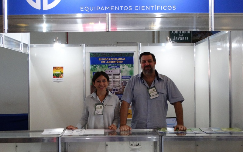 CID Visits Brazilian Plant Physiology Conference with
