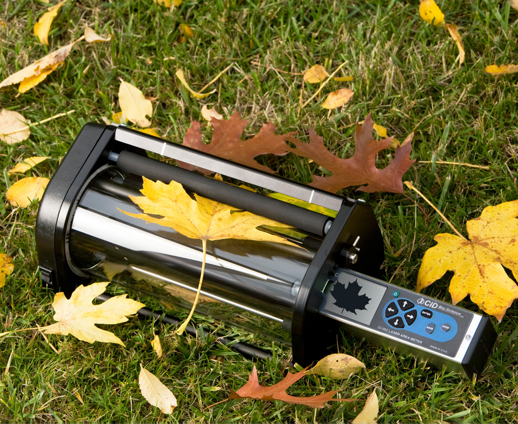 Leaf Area Meter Equipment : Ci handheld laser leaf area meter tools for applied